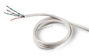 Кабель UTP кат.5е (305м) Exegate CCA, многожильный, серый, PVC Цена