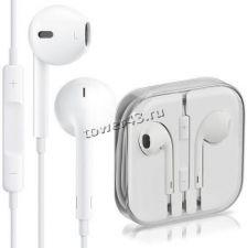 Наушники+микрофон Smartbuy WOW в стиле Apple вкладыши (цвет в ассортименте) Купить