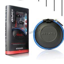 Наушники+микрофон AWEI ES-500I вкладыши (цвет в ассортименте) Цена