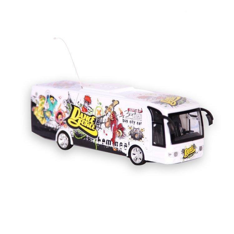 Игрушка Машинка на радио управлении Автобус Mioshi Tech Party bus