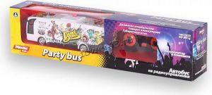 Игрушка Машинка на радио управлении Автобус Mioshi Tech Party bus Цена