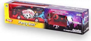 Игрушка Машинка на радио управлении Автобус Mioshi Tech Party bus Вятские Поляны