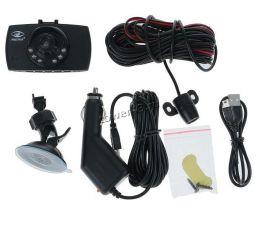 """Автомобильный видеорегистратор Artway AV-520, 1440*1080, 1.3Мрх, 2камеры, 120гр, IK подсветка, 2.4"""" Вятские Поляны"""