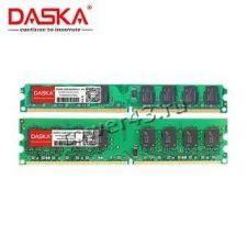 Память DDR2-800MHz 2Gb PC2-6400 DASKA/VIRIVI Купить