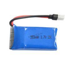 Аккумулятор 3.7v 300mAh (для игровых устройств) Цена
