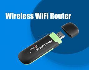 Модем 3G Tolkien HSDPA разлоченный, microSD, с функцией WiFi роутера, Retail Купить