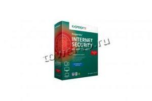 Антивирус Kaspersky Internet Security Multi-Device (BOX) лицензия на 1 год (до 3 устройств) Купить