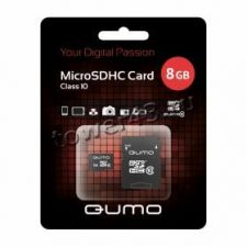Память micro SDHC 8Gb Class10 Retail Купить