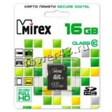 Память SDHC 16Gb class10 Retail Купить