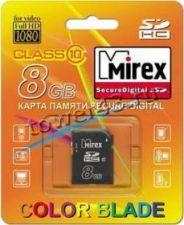 Память SDHC 8Gb class10 Retail Купить