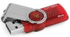 Переносной носитель 8Gb FLASH USB 2.0 в ассортименте Цена