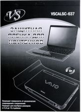 """Пленка для поверхностей ноутбука VS """"VSCALSC-637"""" Купить"""