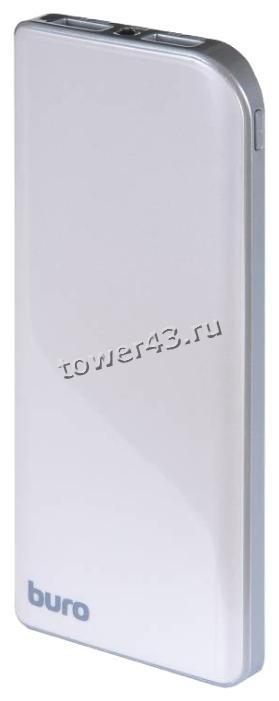 Внешний мобильный аккумулятор BURO RA-8000 (8000mAh), LiPol (цвет в ассортименте)