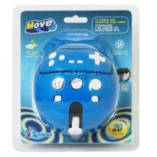 Игровая консоль Defender Sharky Move (синий) 20в1 ТВ приставка-камера, 16 бит Купить