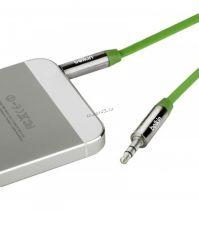 Кабель аудио миниджек - миниджек 0.5м Купить