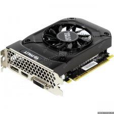 Видеокарта GeForce 1050GTX Ti 4Gb <PCI-E> Palit StormX 128bit DDR5 1085/5500 HDMI, DVI Retail Цены