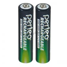 Аккумуляторы LR3/ААА Perfeo, 1.2V, 800mAh - 2 шт Цена