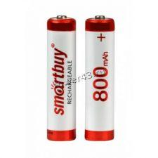 Аккумуляторы LR3/AAA Smartbuy, 800mAh - 2 шт Купить