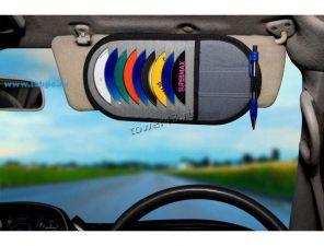 Портмоне PC-PET на 20 CD авто Цена