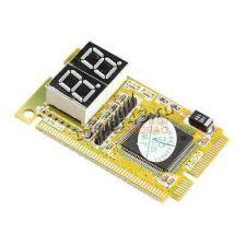Дигностическая POST карта для PC/ноутбуков (разъемы miniPCI, PCI-E, LPC) Купить