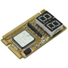 Дигностическая POST карта для PC/ноутбуков (разъемы miniPCI, PCI-E, LPC) Цена