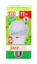 Лампа светодиодная (LED) Jazzway PLED-ECO/SE - A60 11W E27 4000K 880Lm 220V/50Hz Купить