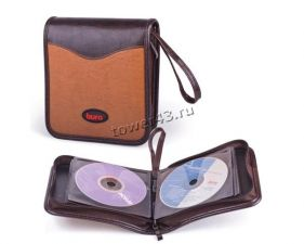 Портмоне на 28CD/DVD цветной Купить