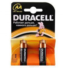 Батарейка алкалиновая Duracell Basic АА Купить