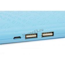 Внешний мобильный аккумулятор HARPER PB-10007 10000mAh, 2А, LiIon (цвет в ассортименте) Цены