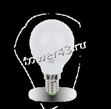 Лампа светодиодная (LED) ASD Standаrt ШАР 5Вт, 4000К, E14, 400лм Retail Купить