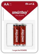 Батарейка алкалиновая SmartBuy AA LR6 Цены