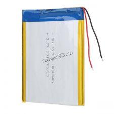 Аккумулятор 3.7v 4000mAh 90х80х3.5мм (для планшетов) Цена