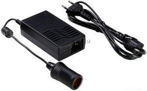 Сетевой адаптер питания 220В -> 12В (гнездо прикуривателя), 8А, 96Вт Купить