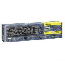 Комплект Defender Jakarta C-805, черный, мультимедиа, клавиатура +мышь 800/1200/1600 беспроводной Цена