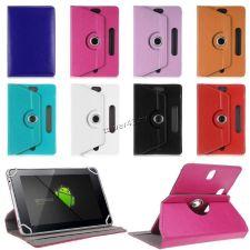 """Чехол для планшета 9"""" CLIP книжка, поворотный, цвет в ассортименте Купить"""