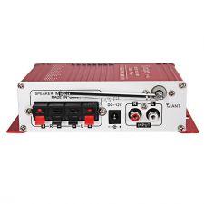 Усилитель аудио Kontiger HY-602 40Вт, дисплей, USB, SD, FM, пульт (цвет в ассортименте) Цена