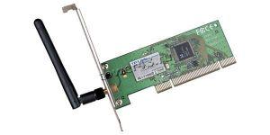 Сетевая карта беспроводная MSI 11Mbps 802.11b Wi-Fi PCI Card Купить