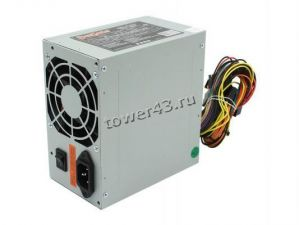 Блок питания EXEGATE/CROWN 450W ATX-AА450/ААА450, 8cм/12см fan, 24+4pin, 2*SATA, 1*FDD, 1*IDE Купить