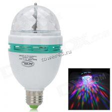 Световой проектор/диско лампа (белая) D1 Купить