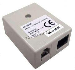 Сплиттер ADSL (Annex B) для линий с сигнализацией Купить
