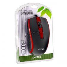 Мышь PERFEO PROFIL 1600dpi шнур 1.8м (цвет в ассортименте) Купить