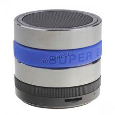 Мобильная колонка-плеер USB /microSD /bluetooth /FM /AUX /WS-887 /YST-887/888 /H1-H5 /S12 /BT808Q Где купить
