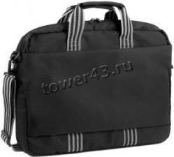 """Сумка для ноутбука 15.6"""" Defender Swift, черная, органайзер, карманы Купить"""