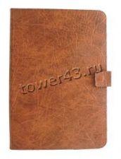 """Чехол для планшета 8"""" IVT Classic кожа IVT 210х160мм Россия коричневый Купить"""