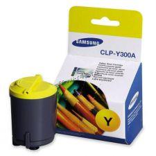Тонер-картридж Samsung CLP300/CLP300N СLP-Y300A YELLOW оригинальный Купить
