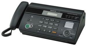 Факс Panasonic KX-FT988RU-B Black (на термобумаге, АОН, автоответчик, автообрезка) Купить