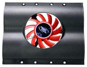 """Вентилятор для HDD3.5"""" Deepcool ICE DISK 1, 3pin, 25dB, алюминий Купить"""