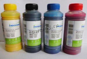 Чернила INKO для Epson серии T/TX КОМПЛЕКТ 3цв, (3*100ml) pigment Купить
