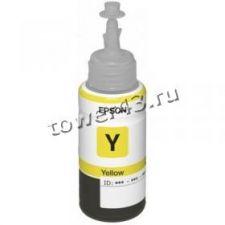 Чернила Epson оригинальные для L100/L120 70ml желтые Купить