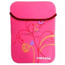 Чехол Vintage для ноутбука неопрен розовый (12 дюймов) 32х23см Купить